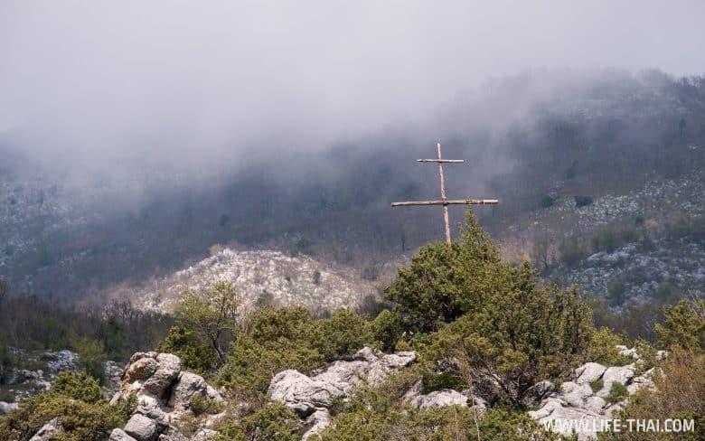 Гора Паштровская в Черногории