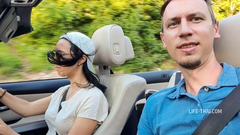 Отзыв об аренде кабриолета в Черногории