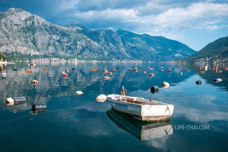 Стоит ли выбрать Черногорию для отдыха на море