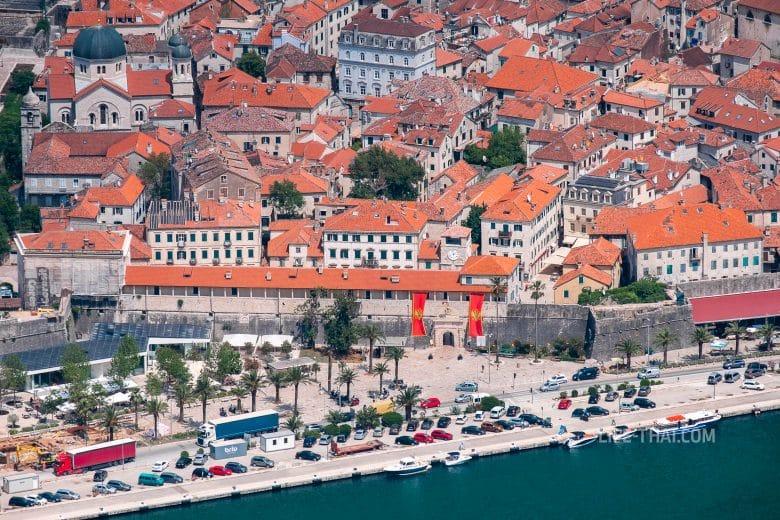 Плюсы отдыха в Черногории