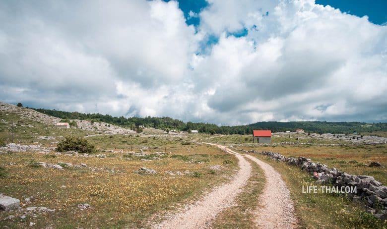 Самостоятельная поездка в Корита на машине, Черногория