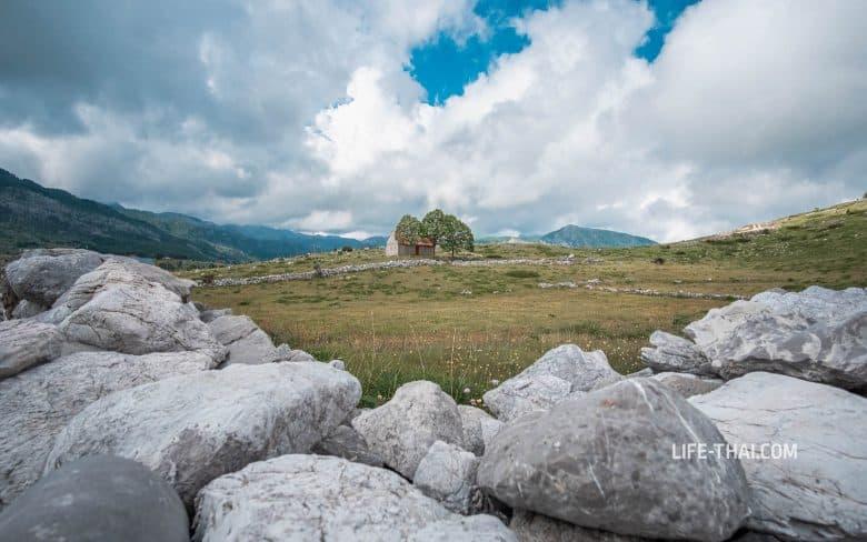 Как выглядит Кучка Корита в Черногории