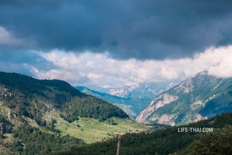 Самостоятельный поход к ущелью Грло Соколово в Черногории