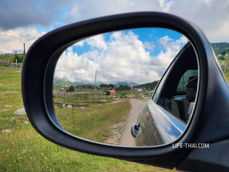 Самостоятельная поездка на авто в Грло Соколово