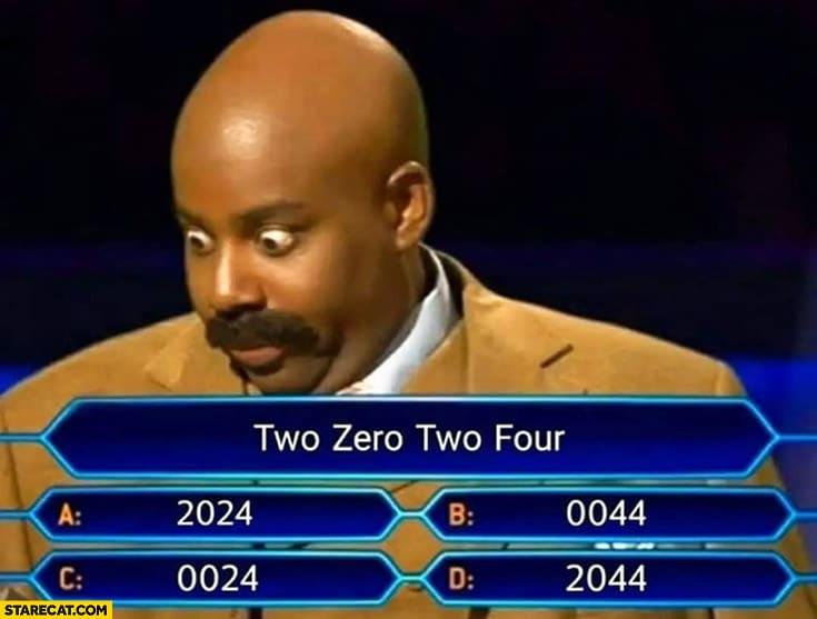 Мем two zero two four