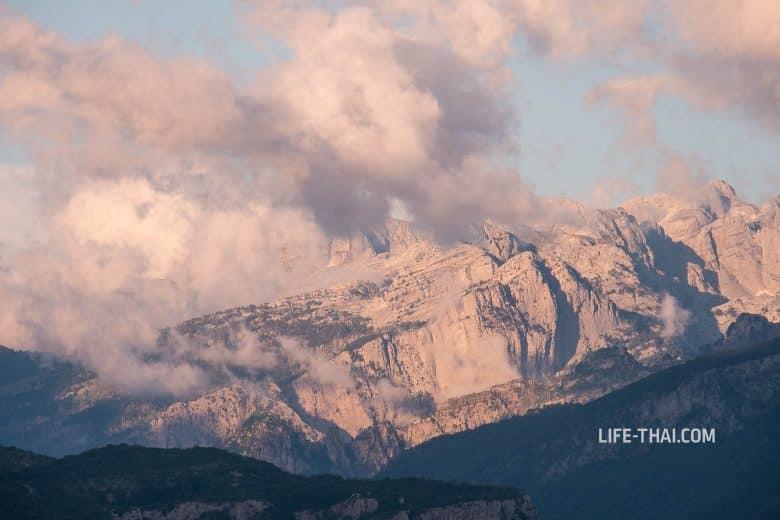 Горы Проклетие в Черногории
