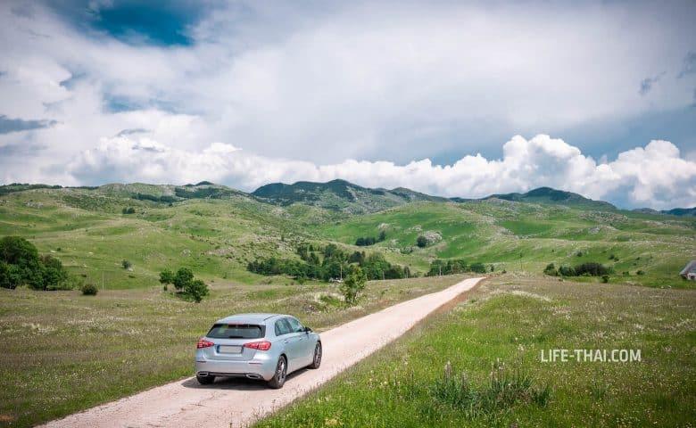 Какую машину выбрать для поездки на перевал Седло