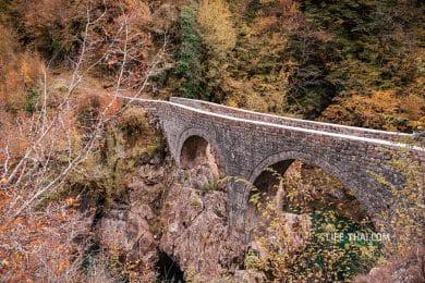 Данилов мост на реке Мртвица в Черногории