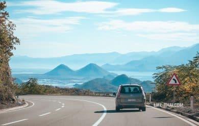 Сложно ли водить авто в Черногории