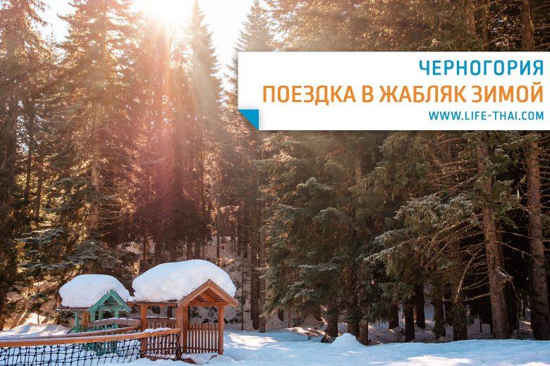 Поездка в Жабляк зимой: все, что нужно знать