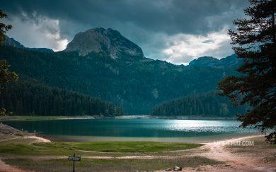 Черное озеро в Черногории - фото и отзыв
